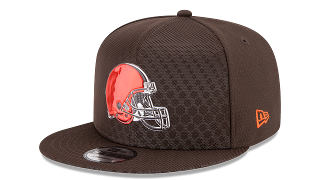 CLEVELAND BROWNS COLOR RUSH 9FIFTY SNAPBACK