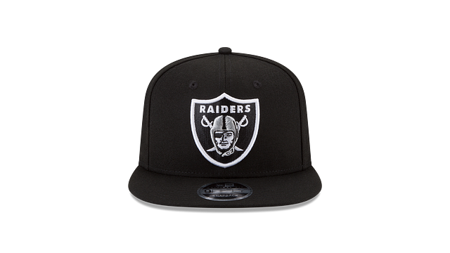 BO JACKSON RAIDERS STAT SIDE 9FIFTY SNAPBACK
