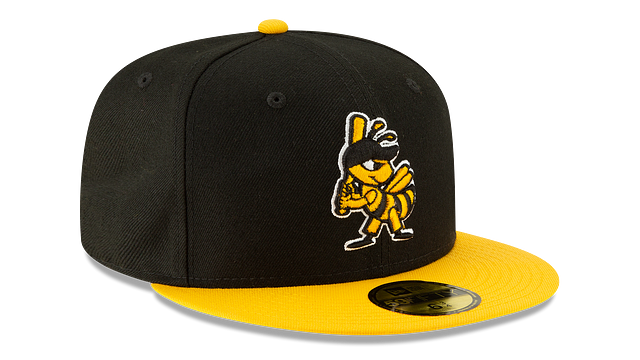 SALT LAKE CITY BEES AUTHENTIC COLLECTION 59FIFTY FITTED