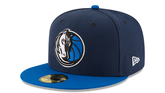 DALLAS MAVERICKS 2TONE 59FIFTY FITTED
