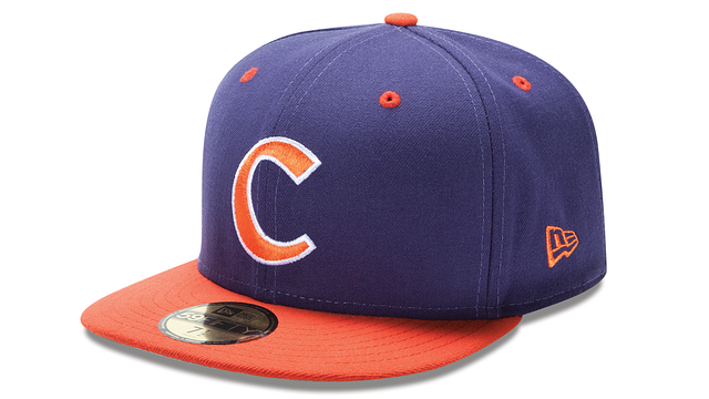 CLEMSON TIGERS BASIC 59FIFTY FITTED