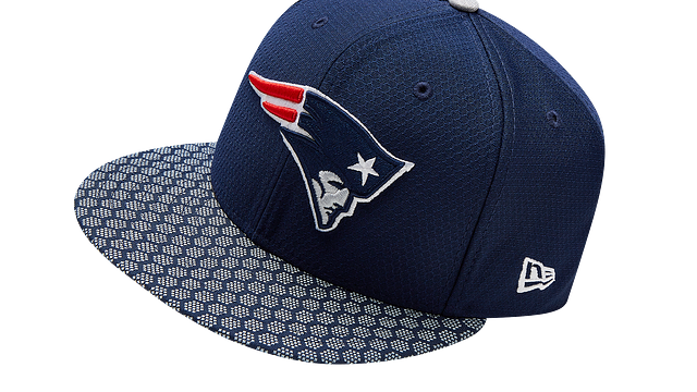 NEW ENGLAND PATRIOTS OFFICIAL SIDELINE 59FIFTY FITTED