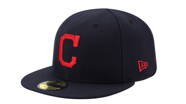 KIDS CLEVELAND INDIANS MY FIRST AC 59FIFTY FITTED
