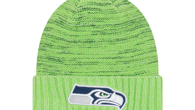 SEATTLE SEAHAWKS COLOR RUSH KNIT