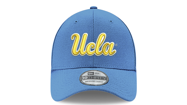 UCLA BRUINS TEAM CLASSIC 39THIRTY STRETCH FIT