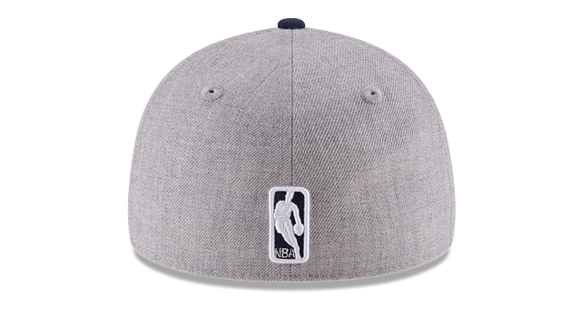 WASHINGTON WIZARDS HEATHER LOW PROFILE 59FIFTY FITTED