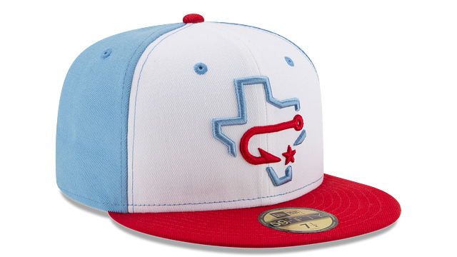 CORPUS CRISTI HOOKS AUTHENTIC COLLECTION 59FIFTY FITTED