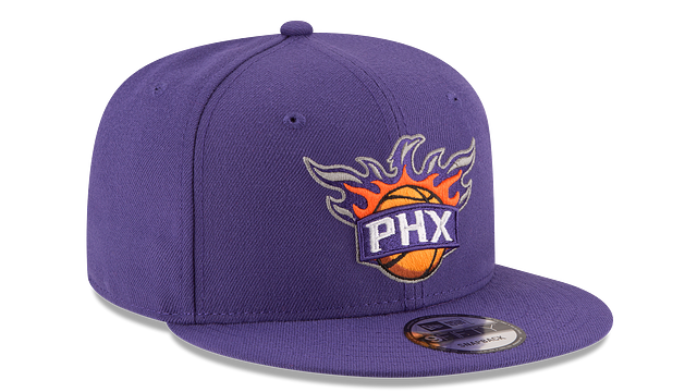 PHOENIX SUNS TEAM COLOR 9FIFTY SNAPBACK