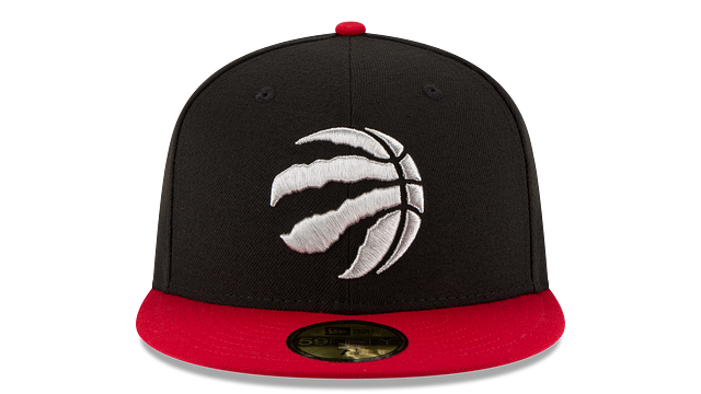 TORONTO RAPTORS 2TONE 59FIFTY FITTED