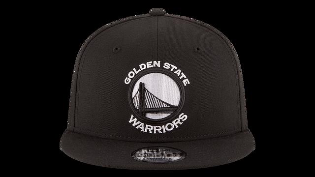 GOLDEN STATE WARRIORS BASIC BLACK 9FIFTY SNAPBACK