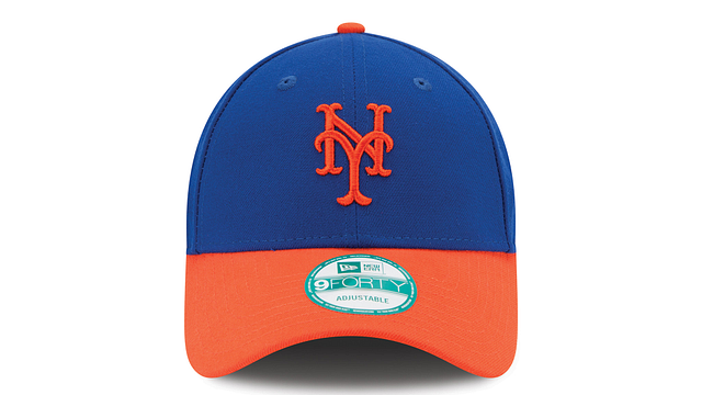 NEW YORK METS THE LEAGUE 2TONE 9FORTY ADJUSTABLE