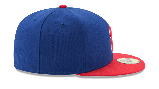 PHILADELPHIA PHILLIES AUTHENTIC COLLECTION 59FIFTY FITTED