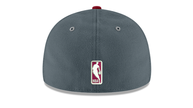 CLEVELAND CAVALIERS HEATHER LOW PROFILE 59FIFTY FITTED