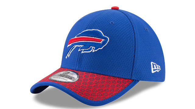 BUFFALO BILLS OFFICIAL SIDELINE 39THIRTY STRETCH FIT