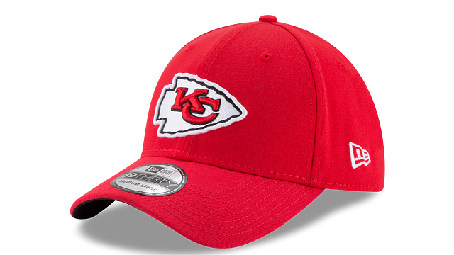 KANSAS CITY CHIEFS TEAM CLASSIC 39THIRTY STRETCH FIT