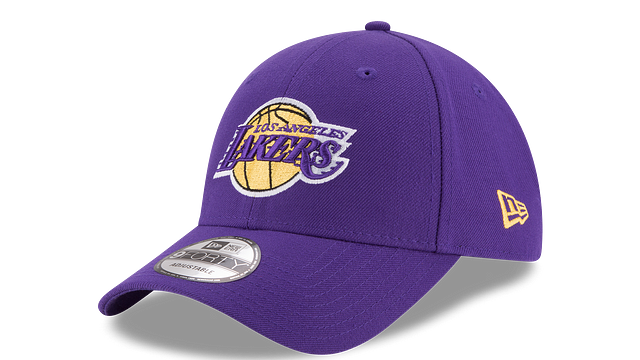 LOS ANGELES LAKERS THE LEAGUE 9FORTY ADJUSTABLE