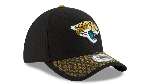 JACKSONVILLE JAGUARS OFFICIAL SIDELINE 39THIRTY STRETCH FIT