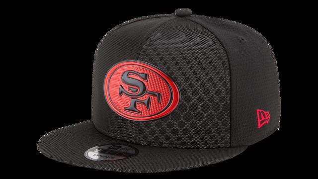 SAN FRANCISCO 49ERS COLOR RUSH 9FIFTY SNAPBACK