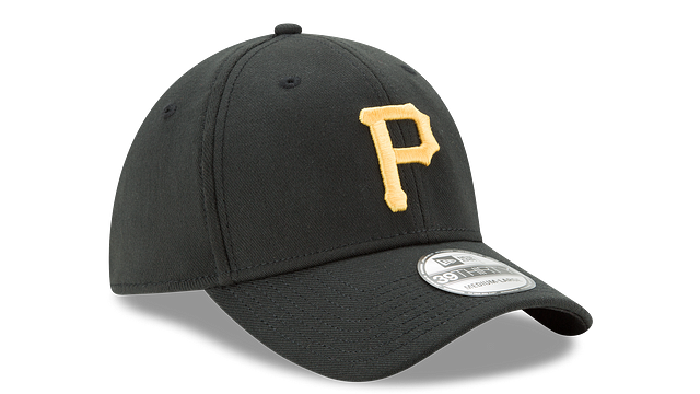 KIDS PITTSBURGH PIRATES TEAM CLASSIC 39THIRTY STRETCH FIT