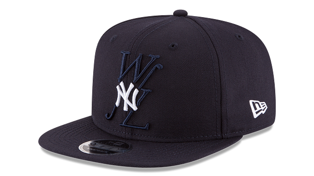 PSNY WNL YANKEES 9FIFTY SNAPBACK 3 quarter left view