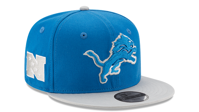 Detroit Lions Baycik Kids 9FIFTY Snapback | Detroit Lions Hats | New Era Cap