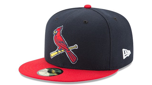 ST. LOUIS CARDINALS AUTHENTIC COLLECTION 59FIFTY FITTED