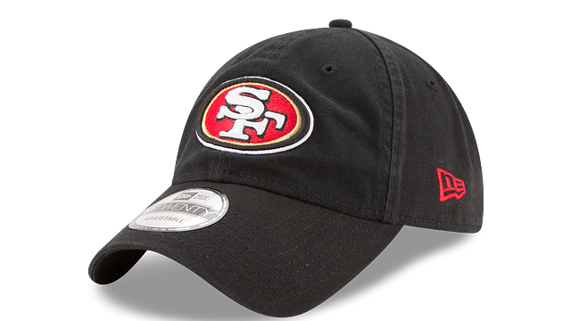 SAN FRANCISCO 49ERS CORE CLASSIC 9TWENTY ADJUSTABLE
