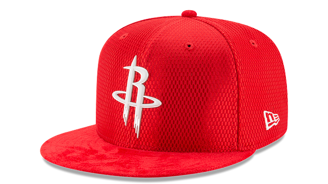 HOUSTON ROCKETS ON COURT 9FIFTY SNAPBACK