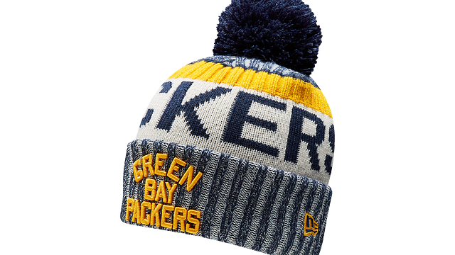GREEN BAY PACKERS SPORT KNIT