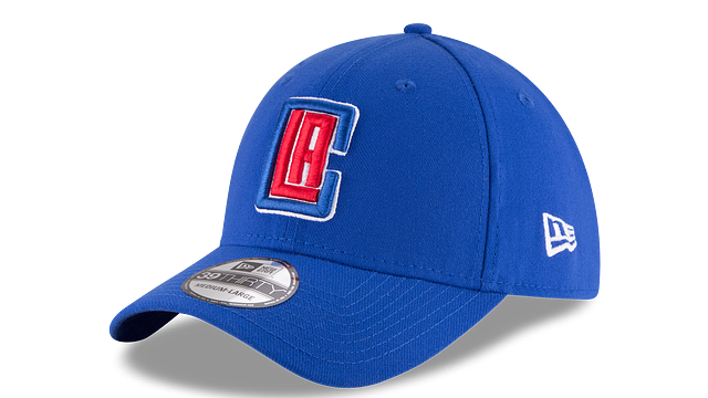 LOS ANGELES CLIPPERS TEAM CLASSIC 39THIRTY STRETCH FIT