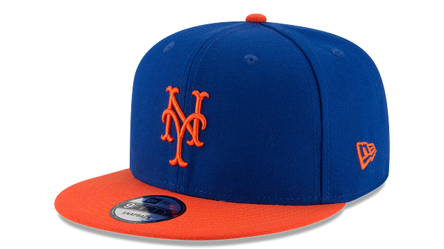 NEW YORK METS TEAM PATCHER 9FIFTY SNAPBACK