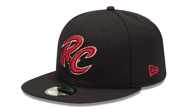 SACRAMENTO RIVERCATS AUTHENTIC COLLECTION 59FIFTY FITTED