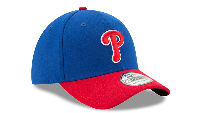 KIDS PHILADELPHIA PHILLIES TEAM CLASSIC 39THIRTY STRETCH FIT