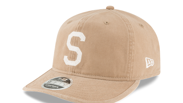 SEATTLE PILOTS CANVAS 9FIFTY SNAPBACK