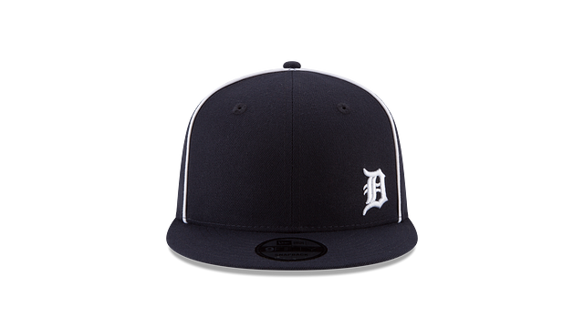 DETROIT TIGERS Y2K FLAWLESS 9FIFTY SNAPBACK Front view