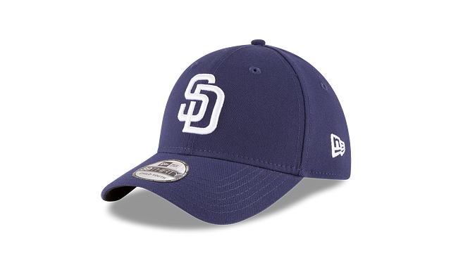 KIDS SAN DIEGO PADRES TEAM CLASSIC 39THIRTY STRETCH FIT 3 quarter left view
