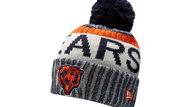 CHICAGO BEARS SPORT KNIT