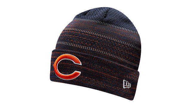 CHICAGO BEARS TOUCHDOWN KNIT