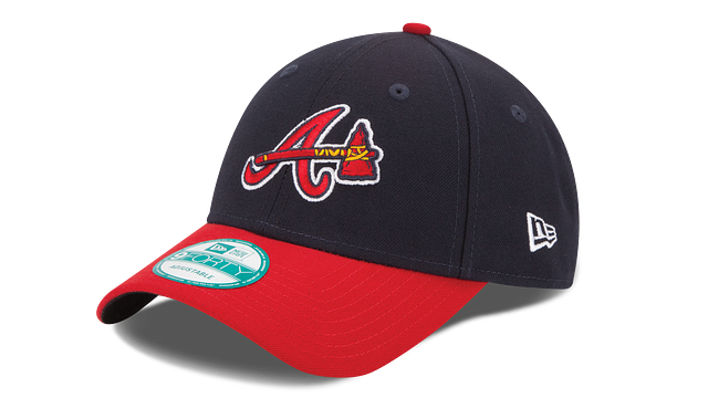 ATLANTA BRAVES THE LEAGUE 9FORTY ADJUSTABLE