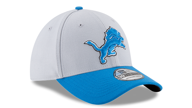 KIDS DETROIT LIONS TEAM CLASSIC 39THIRTY STRETCH FIT