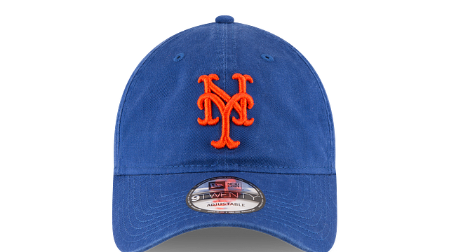 NEW YORK METS CORE CLASSIC 9TWENTY ADJUSTABLE