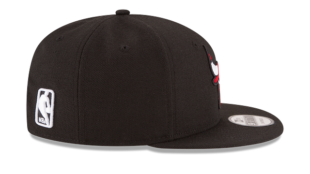 CHICAGO BULLS TEAM COLOR 9FIFTY SNAPBACK