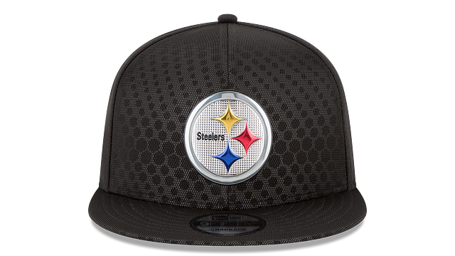 PITTSBURGH STEELERS COLOR RUSH 9FIFTY SNAPBACK