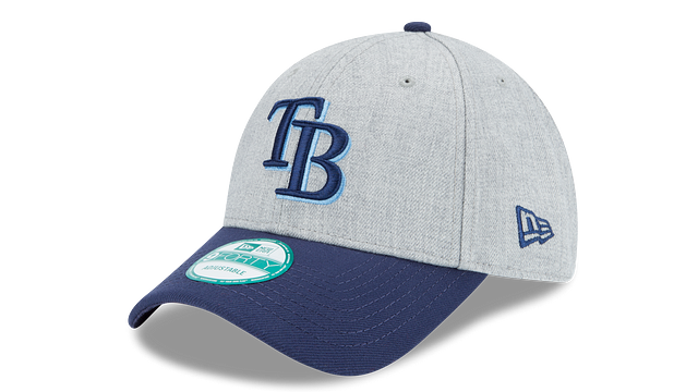 TAMPA BAY RAYS HEATHER 9FORTY ADJUSTABLE