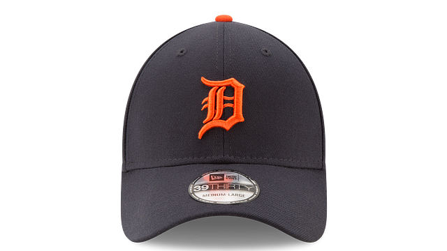 KIDS DETROIT TIGERS TEAM CLASSIC 39THIRTY STRETCH FIT