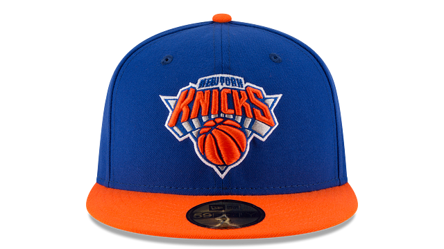 NEW YORK KNICKS 2TONE 59FIFTY FITTED