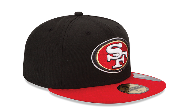 SAN FRANCISCO 49ERS 59FIFTY FITTED