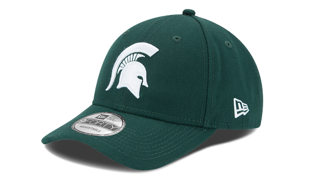 MICHIGAN STATE SPARTANS THE LEAGUE 9FORTY ADJUSTABLE
