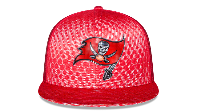 TAMPA BAY BUCCANEERS COLOR RUSH 9FIFTY SNAPBACK