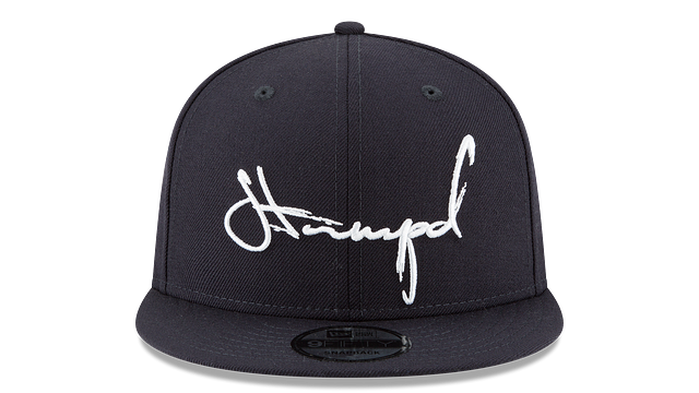 STAMPD 9FIFTY SNAP Front view